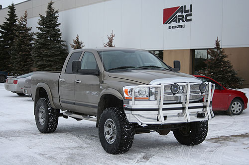 Ali Arc Bumpers Gary Gross Truck And Accessories